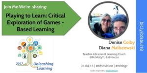 Talking Games & Learning